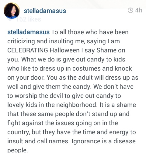 Should Christians And Muslims Celebrate Halloween? Stella Damasus ...