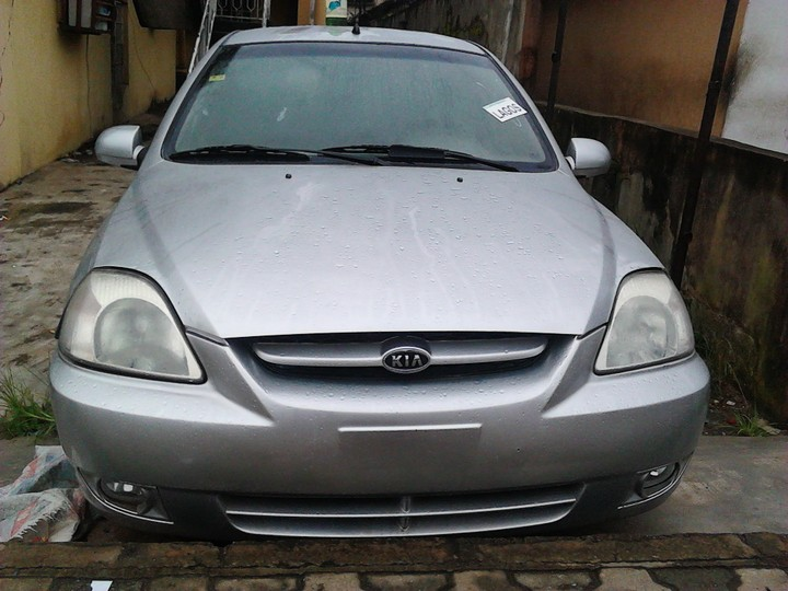 I need Money urgently this is why I want to give it out for this cheap offer so that I can clear off My Vans. Asking Price is N600,000, call Mr Melvis on ...