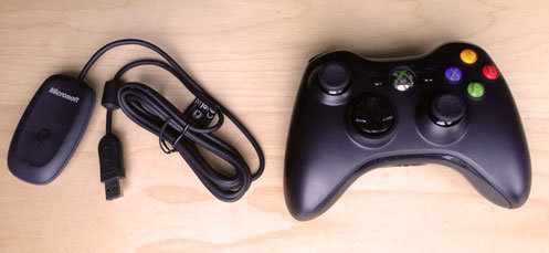 use your Xbox 360 Wireless Controller on PC - Video Games ...