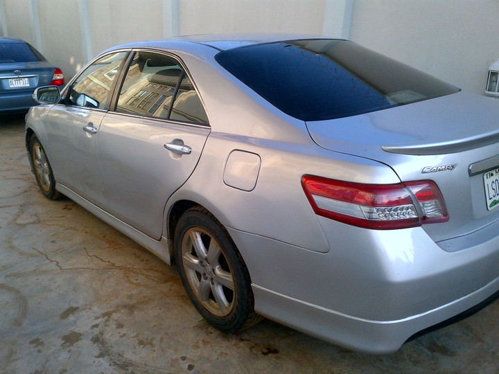 toyota camry se 2008 model reg autos nigeria. Black Bedroom Furniture Sets. Home Design Ideas