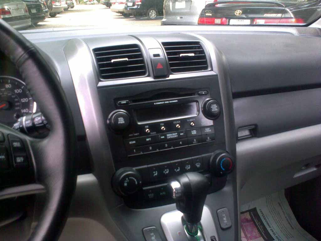honda crv 2007 american spec for sale very low mileage. Black Bedroom Furniture Sets. Home Design Ideas