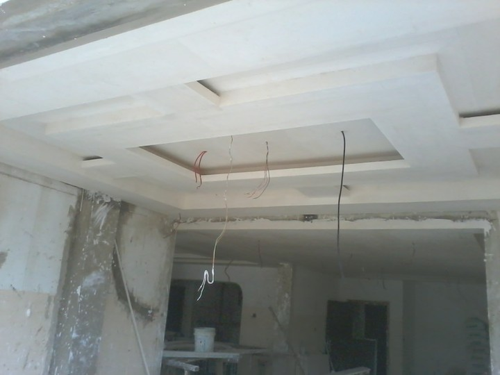Ceiling POP Designs For Your House - Properties - Nigeria
