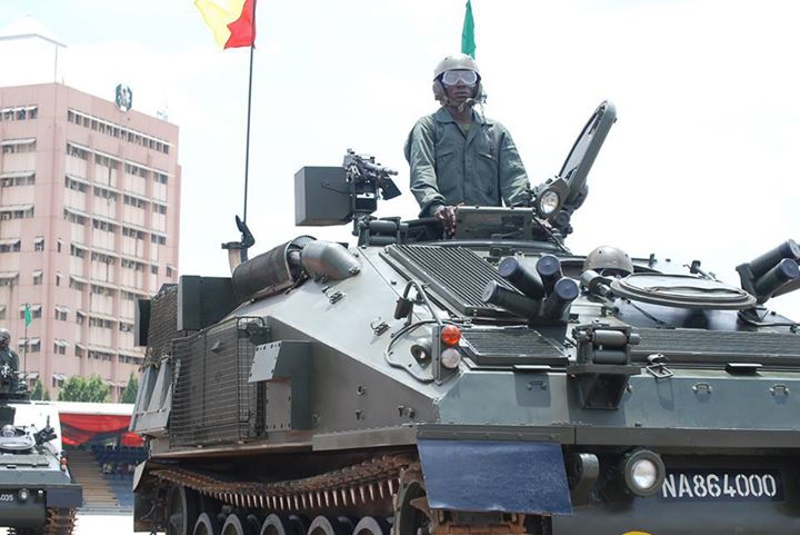 Image result for Nigeria army swingfire anti-tank missile