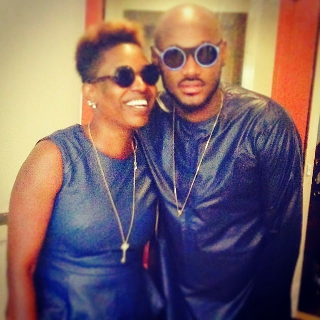 How Romantic 2face And Annie Idibia Sleep In Each Other Arms On A Road Trip