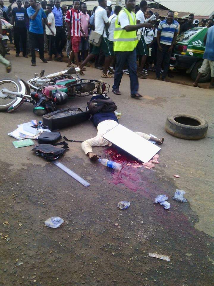 Image result for Accident in abeokuta