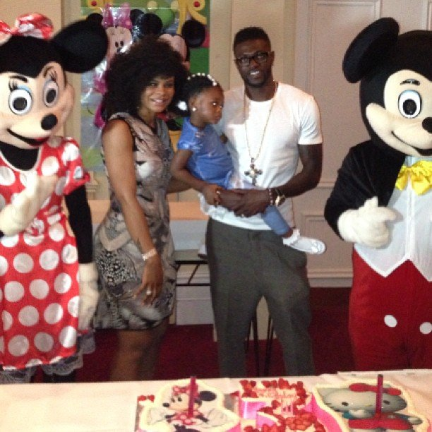 Exclusive:Chacha Adebayor and Some Shy WAGS You've Never ...