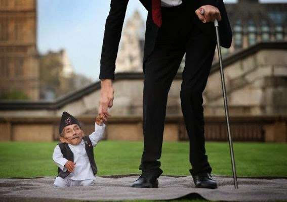 Tallest Person In The World 2014 Photos: World's Talles...