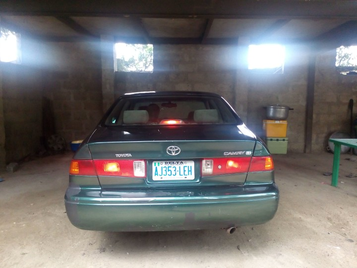 SOLD Toyota Camry Droplight For Sale In Warri NOW