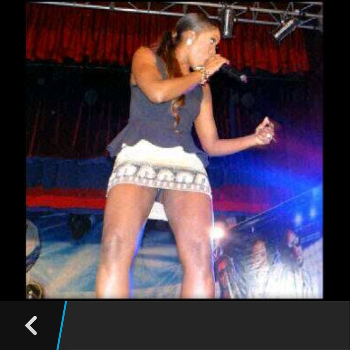 EXCLUSIVE: Tiwa Savage's Vagina Exposed During Performance *pic ...