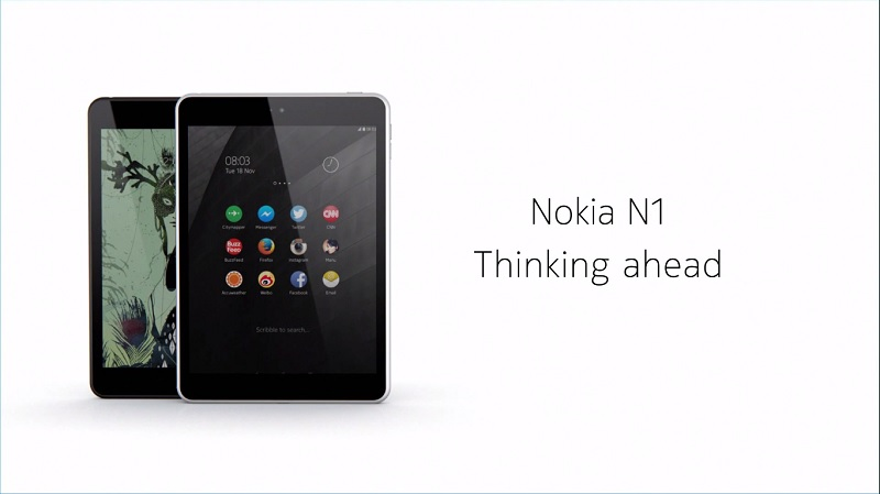 New Nokia N1 Android Tablet Raises Dusts! - Phones