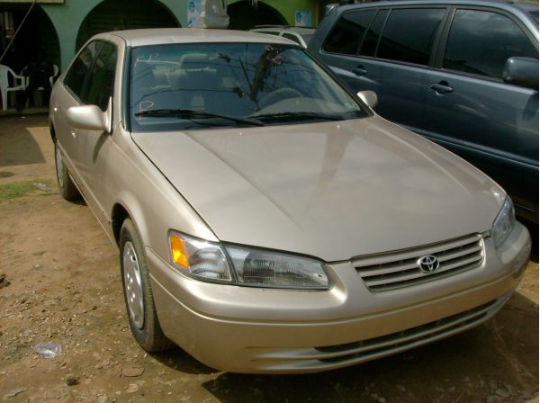 toyota camry tiny light tokunbo leather interior 880k autos nigeria. Black Bedroom Furniture Sets. Home Design Ideas