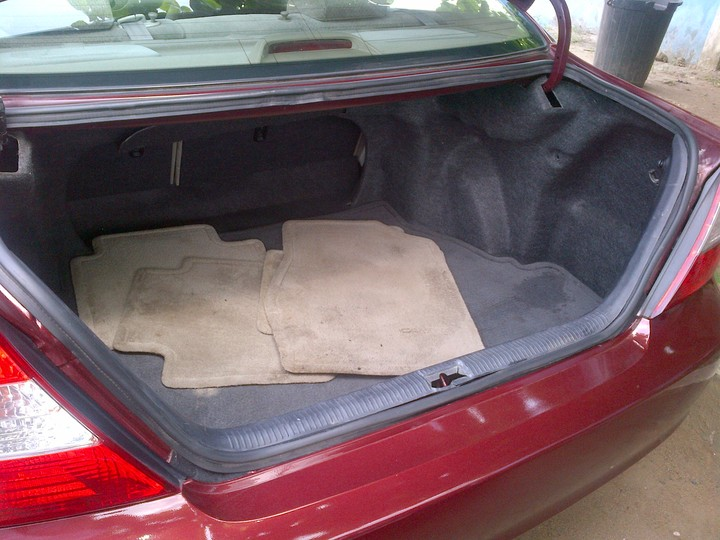 2002 tokunbo toyota camry for sale autos nigeria. Black Bedroom Furniture Sets. Home Design Ideas