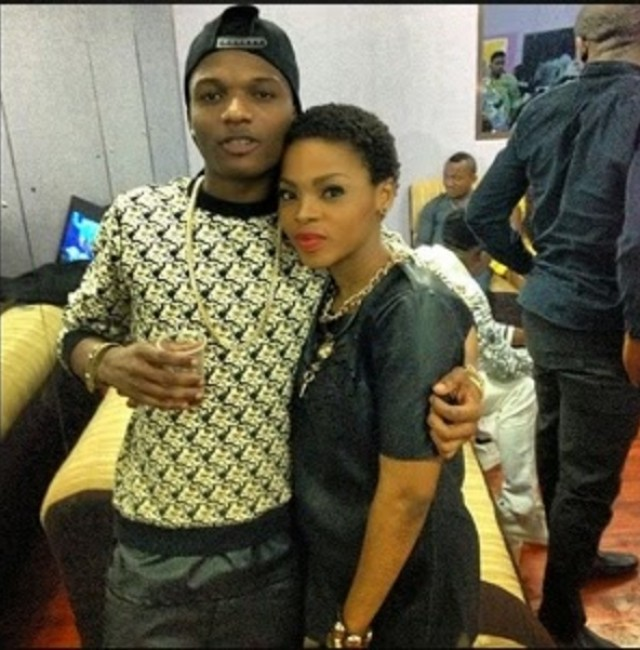 wizkid and chidinma dating after divorce