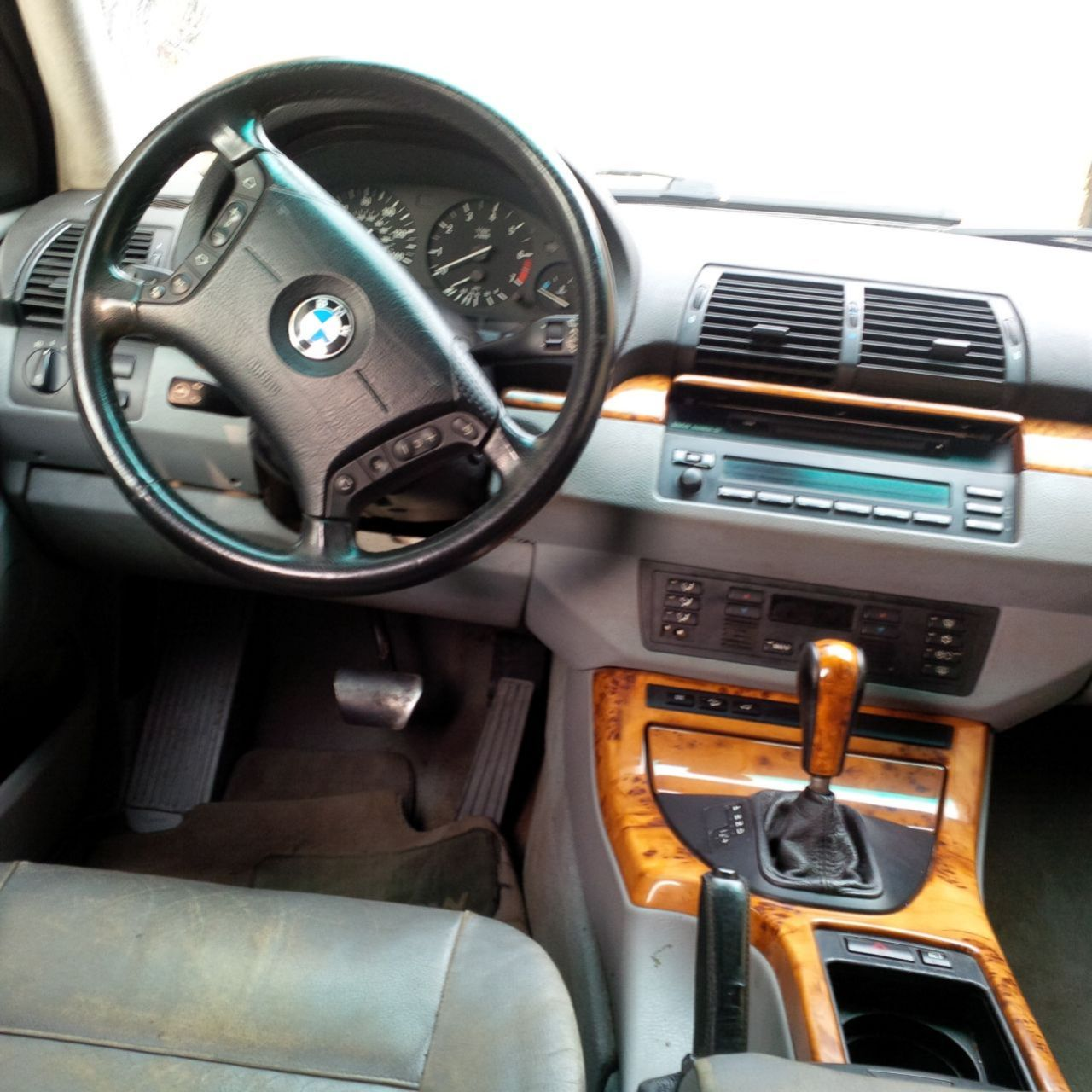 Registered(9ija Used) Bmw X5 Year: 2004 Auto Drive, Cup