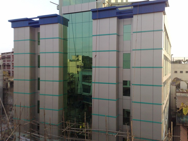 Afordable Alucobond Aluminium Composite Panel Wall