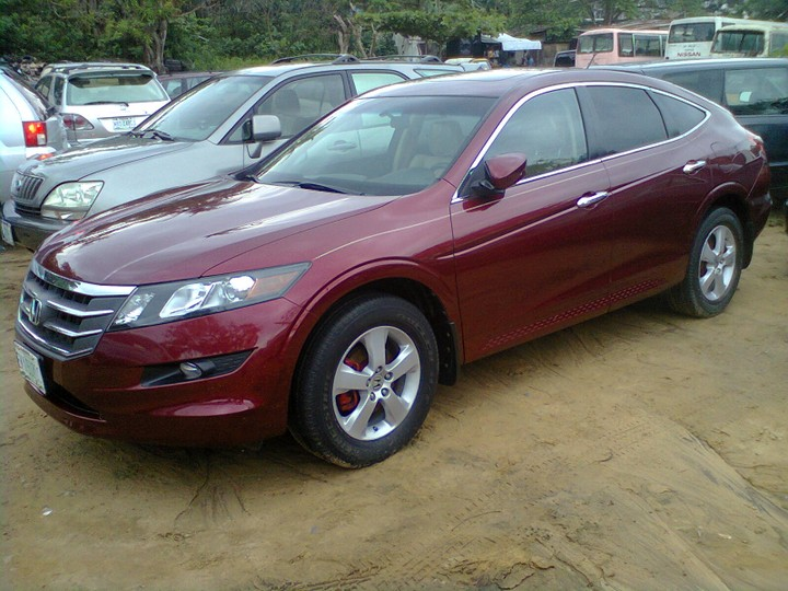 2010 honda crosstour reg for sale autos nigeria for Used honda crosstour for sale