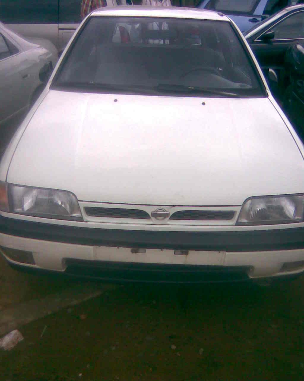 Tokumbo Nissan Sunny,two Doors,factory A/c For Sale  - Autos - Nigeria