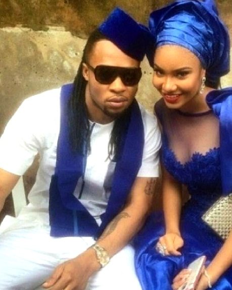 Flavour N'abania Features Fiancee Anna Ebiere In New Music Video