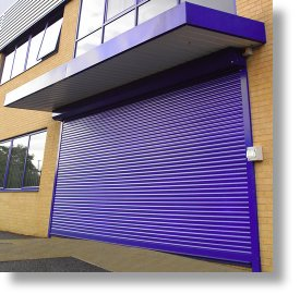 Automated Roller Shutter For Garage And Doors Now In