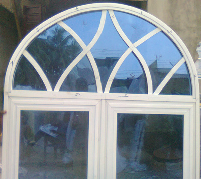 For your aluminum window and roofing properties nigeria for Window hood design in nigeria
