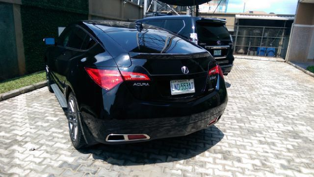 Shining Black Slightly Used Acura ZDX Sale Autos - Used acura zdx for sale