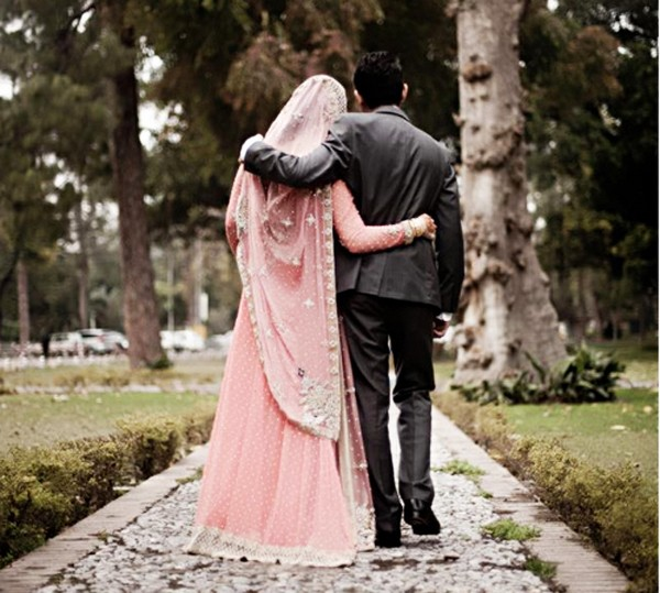 Cute And Romantic Photos Of Muslim Couples
