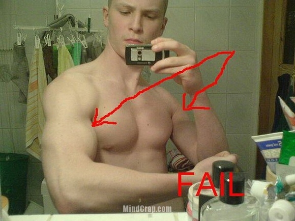 Re selfies gone wrong 19 of the the worst selfies ever by nobody 9