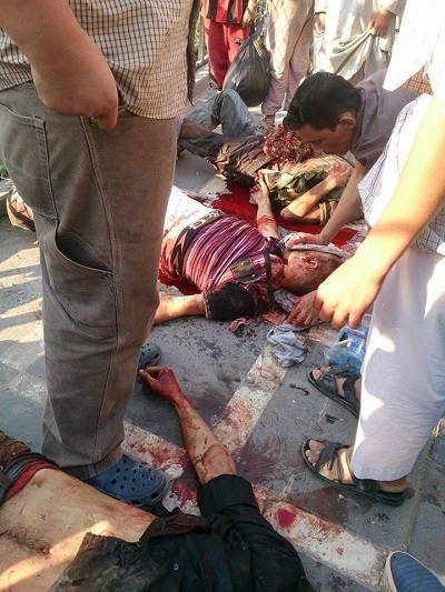 Know Christians being beheaded in syria are absolutely
