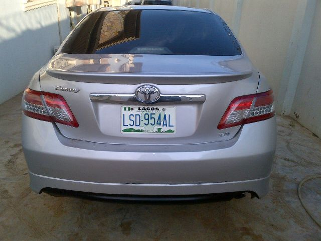 super neat used pimped 2008 toyota camry se with 2010 light for sale autos nigeria. Black Bedroom Furniture Sets. Home Design Ideas