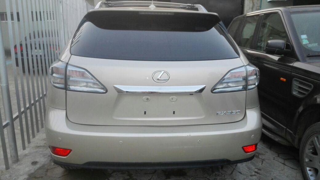 2013 Lexus Rx 350 Toks For Sale..... AVAILABLE FOR PICK UP   Autos    Nairaland