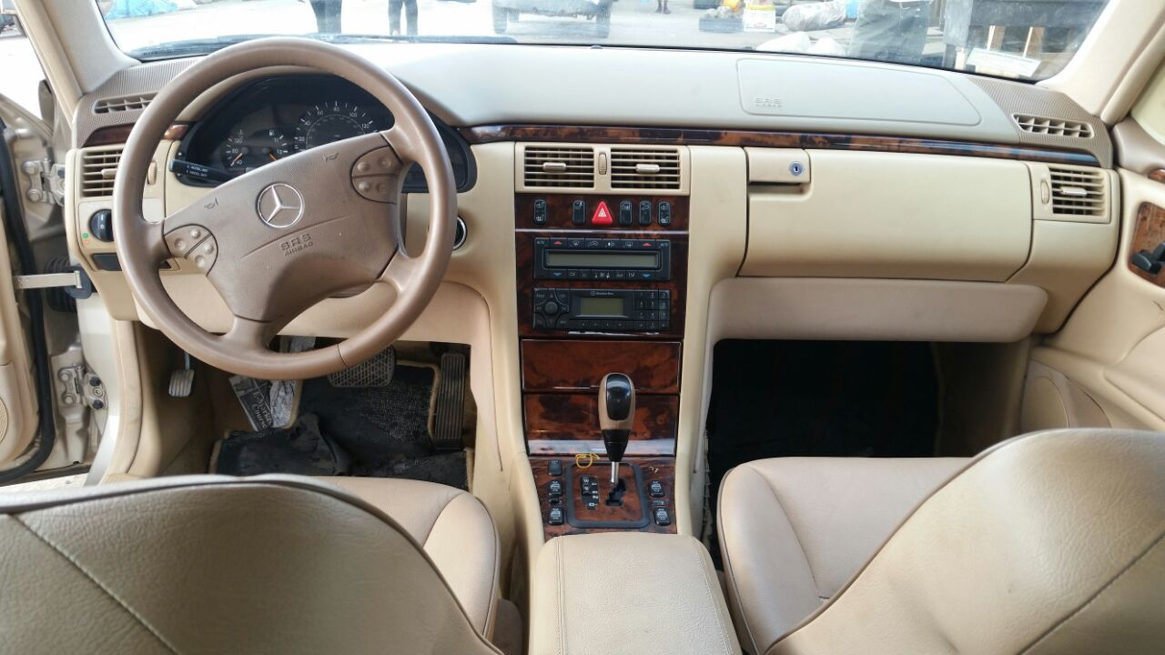 2001 Mercedes Benz E320 For Sale Autos Nigeria