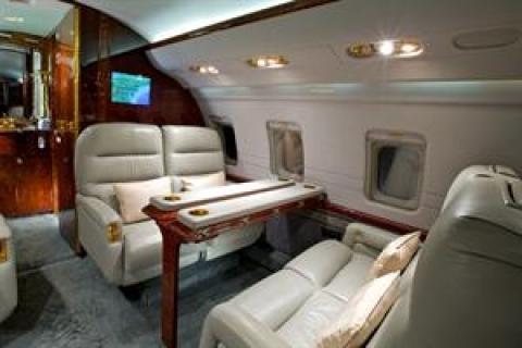 Check Out The Interior Views Of Pastor Oritsejafor39s Private Jet Photos