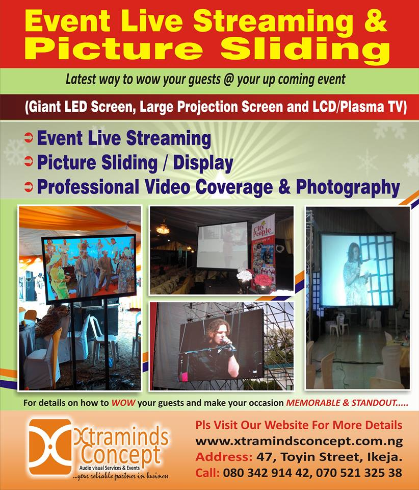 wedding event live streaming  u0026 pictures sliding