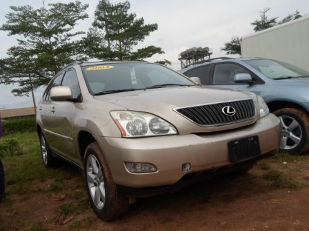 tokunbo 2004 lexus rx330 for sale autos nairaland. Black Bedroom Furniture Sets. Home Design Ideas