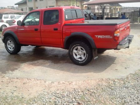 2004 reliable toyota tacoma returned to the owner autos nigeria. Black Bedroom Furniture Sets. Home Design Ideas