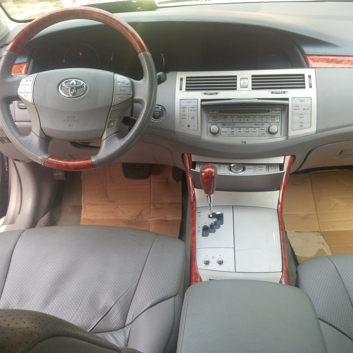 Call : 08028849078, 08074690744. Re: Tokunbo 2005 Toyota Avalon Limited ...