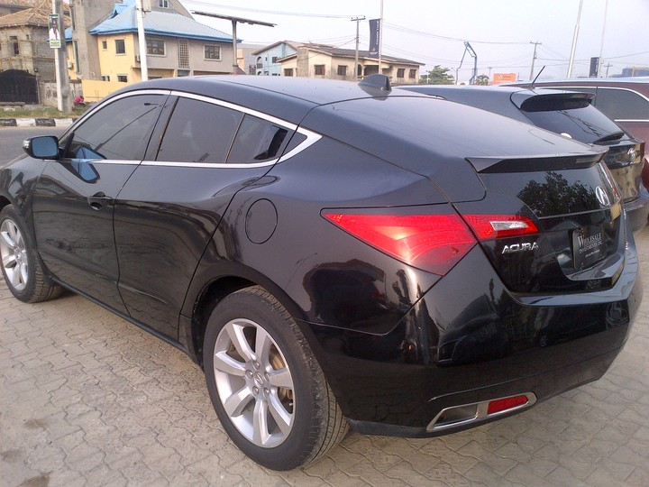 Acura Zdx Tokunbo For Sale Super Fresh And Cheap Autos Nigeria - Used acura zdx for sale