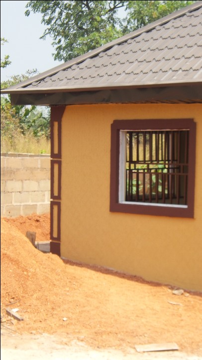 Low cost housing a case study of the cost of building a 1 for Low cost house building