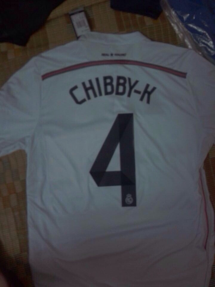 107eafe5d Original Foreign Customised Football Jerseys At Low Prices - Fashion ...