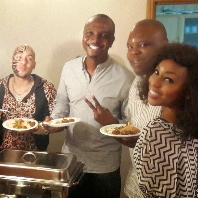 Image result for Pictures of a Nigerian house party