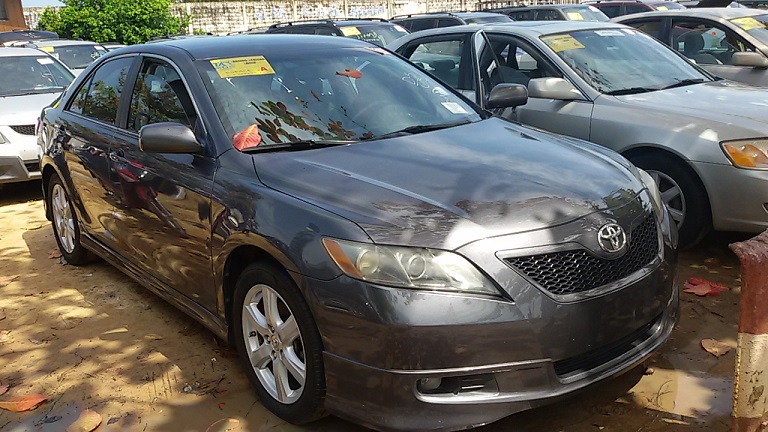 2009 Toyota Camry S Delivered Ibadan