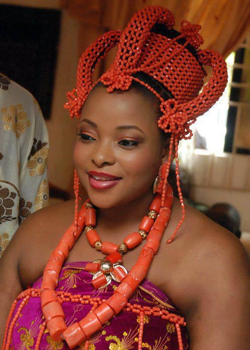 The Beauty Of Edo Brides And Women In Their Native Attires
