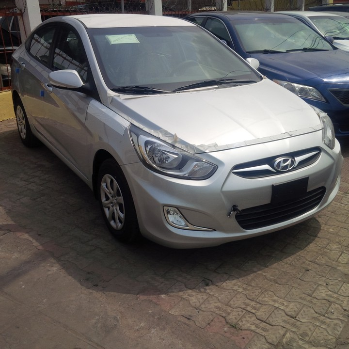 Brand New Hynundai Accent 2014 Model For 3.3m - Autos ...