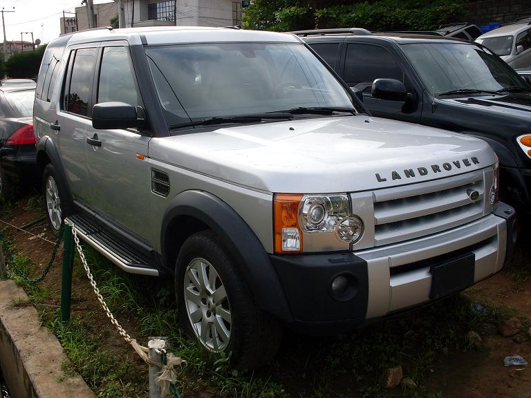 sold sold landrover lr3 for sale autos nigeria. Black Bedroom Furniture Sets. Home Design Ideas