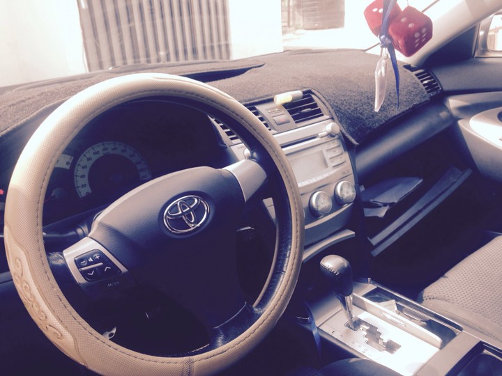 rarely used toyota camry 2008 se very clean autos nigeria. Black Bedroom Furniture Sets. Home Design Ideas