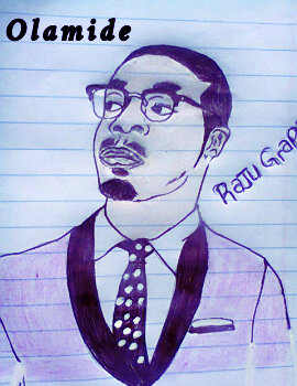 Image result for funny sketches of nigerian celebrities