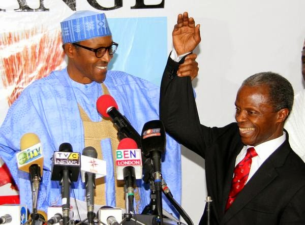 """Osinbajo Is Better Than Buhari, Take It Or Leave It"" – PDP Youths"