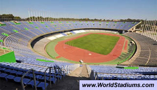 stadia ll List of stadiums by capacity  capacities are taken whenever possible from the figure stated on the official website of the stadium, its tenants, or a sports event .