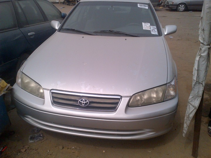 for sale just cleared tokunbo toyota camry 2 2 autos nigeria. Black Bedroom Furniture Sets. Home Design Ideas