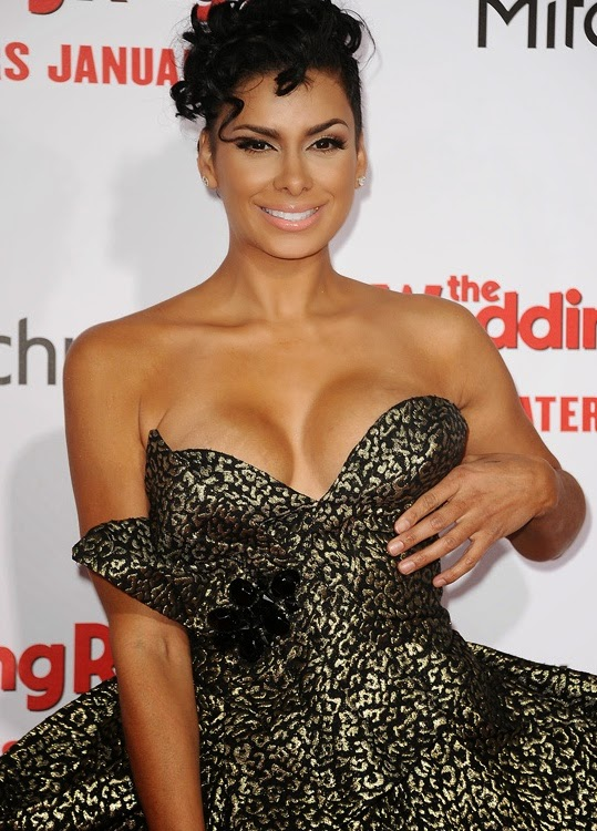 Reality Star Laura Govan Suffers Wardrobe Malfunction
